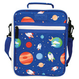 Sachi Personalised Lunch Tote - Outer Space