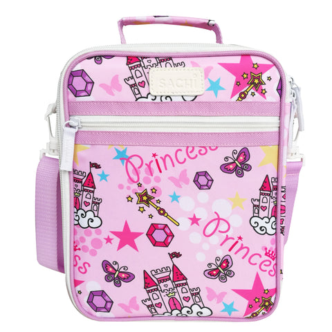 Sachi Personalised Lunch Tote - Princess