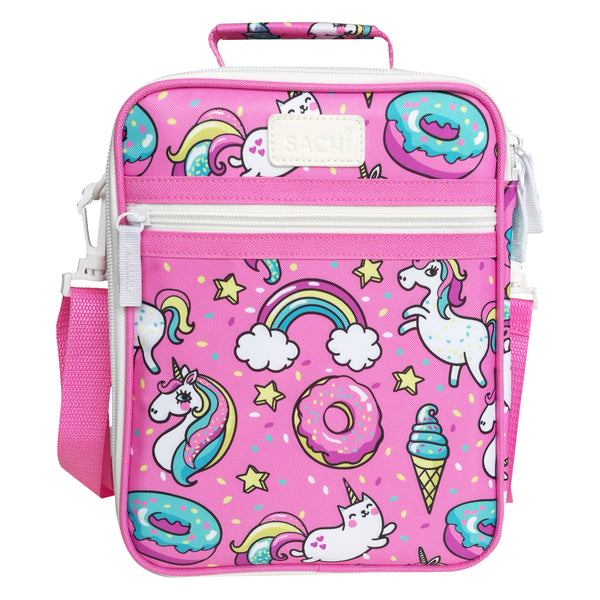 Sachi Personalised Lunch Totes - Unicorn