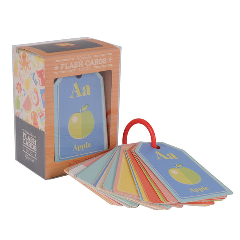 ABC 123 Flash Cards