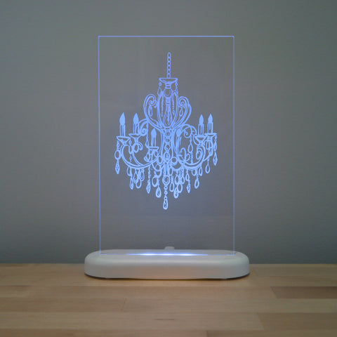 Chandelier Night Light