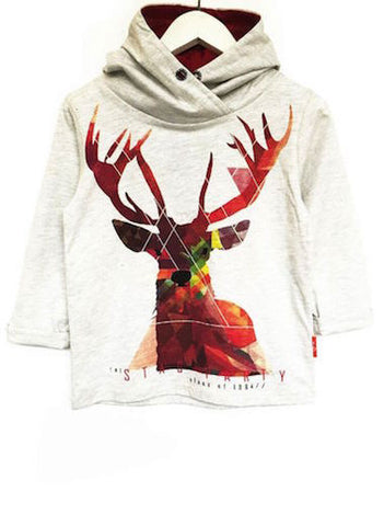 Fresh Baked Stag Party Hooded Tee (3-8)