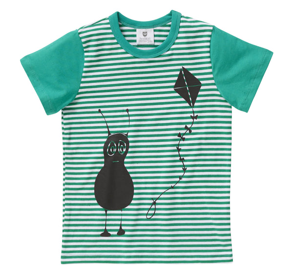 Fly The Kite Tee - Jade (1-6)