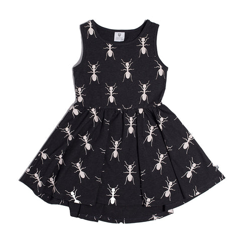 Day of the Ants Dress (2-12)