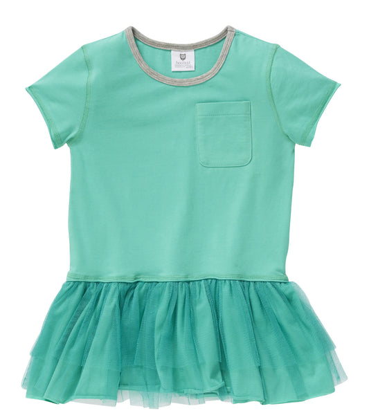 Don't Drop It Dress Mint (1-6)