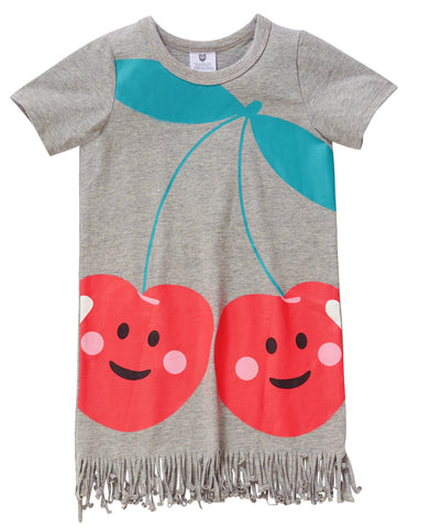 Cheeky Cherry Dress (2-6)