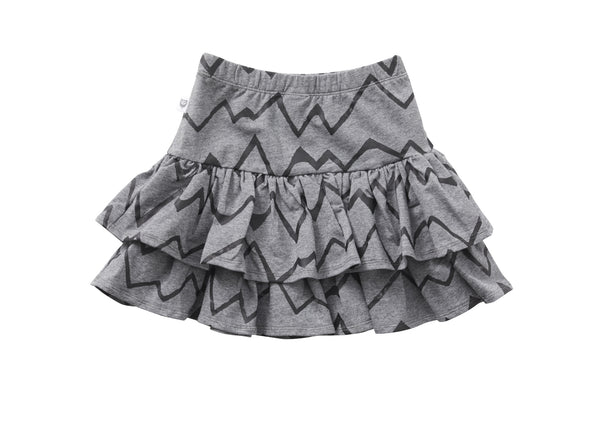 Go Rah Skirt by Hootkid (3-10)