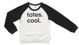 Unisex Totes Cool Sweater by Hootkid (3-12)