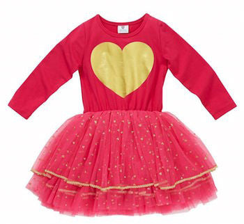 Little Valentine Tutu