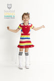 The New Rainbow Dress