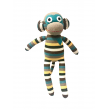 Sockies Luigi the Monkey - 40cm
