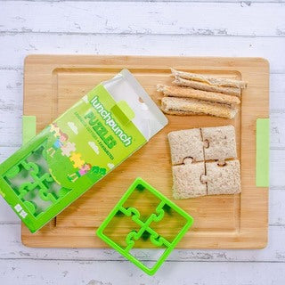 Lunch Punch Sandwich Cutters - Puzzle