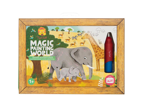 Magic Painting World - Safari Adventures