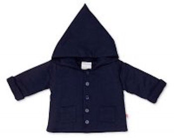 Marquise Hooded Baby Jacket