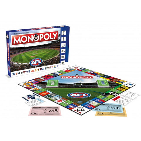 **COMING SOON** Monopoly 2018 AFL Edition
