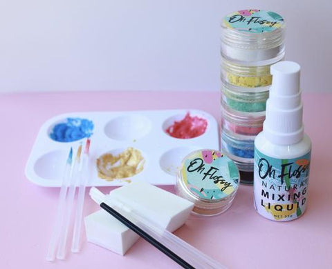 Oh Flossy Natural Face Paint **PRE-ORDERS OPEN**