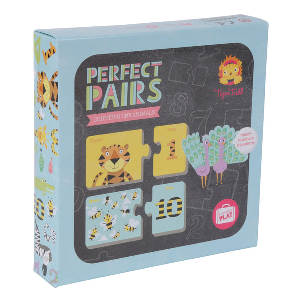 Perfect Pairs Puzzle