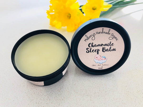 Organic Chamomile Sleep Balm 50ml