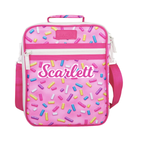 Personalised Lunch Tote - Sprinkles