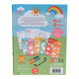 Tiger Tribe Stencil Kit - Garden