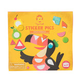Sticker Pics - Crazy Animals