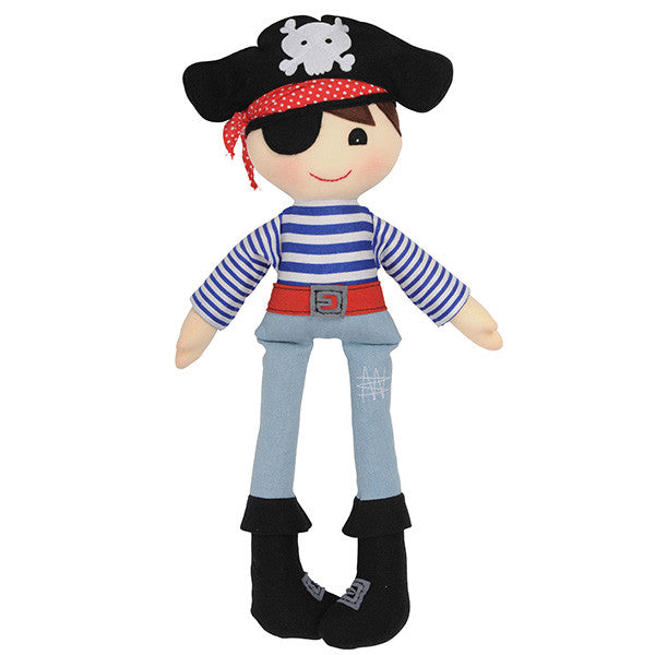 Storytime Doll - Pedro Pirate