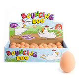 Rubber Bouncing Egg