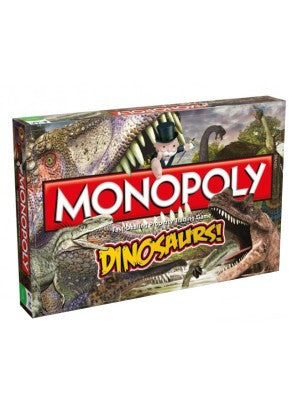 Monopoly Dinosaurs Edition