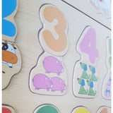 Wooden Puzzles - Assorted