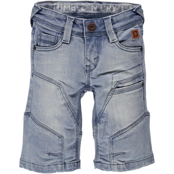 Glenn Denim Short (3-8)