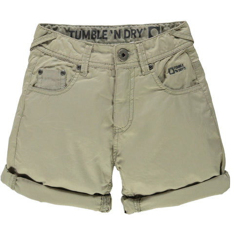 Meelke Denim Shorts (Putty) Tumble 'N Dry
