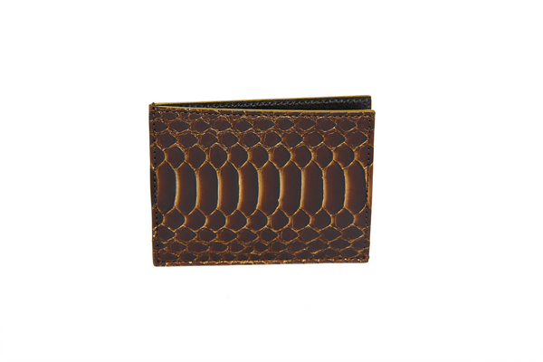 Gold BC Card Case