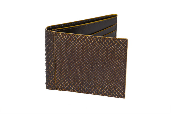 Gold FC Bifold Wallet