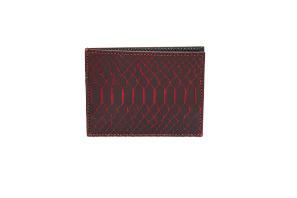 Red BC Card Case