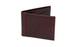 Red BC Bifold Wallet
