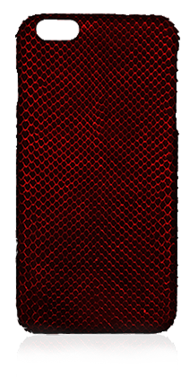 Red Python iPhone 6+ Case