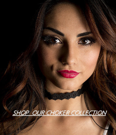 Shop Our Choker Necklaces
