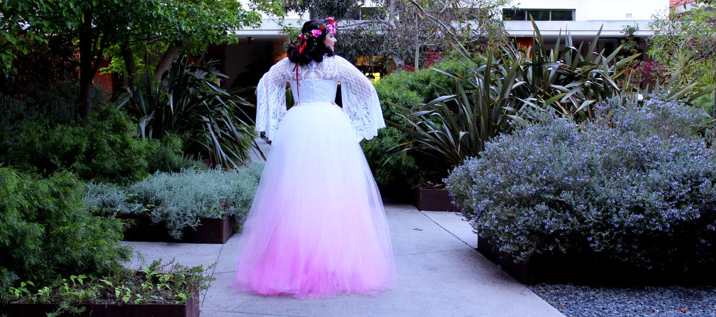 Rockstars and Royalty Couture Wedding Ball Formal Prom Dress Gown Corset Canberra Australia