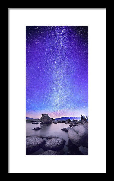 Star Gazer by Brad Scott - Framed Print