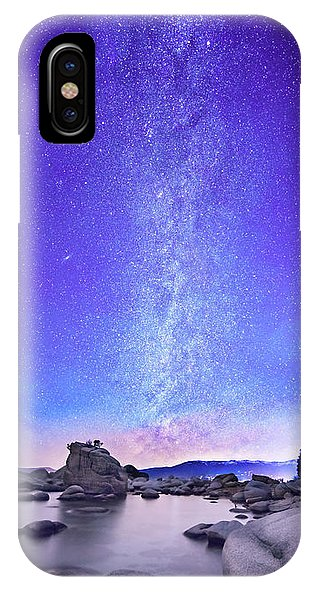 Star Gazer by Brad Scott - Phone Case-Phone Case-IPhone X Case-Lake Tahoe Prints