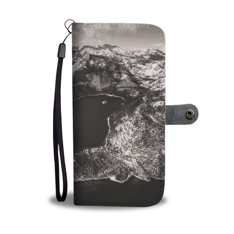 Black Emerald by Brad Scott - Phone Case Wallet-Wallet Case-Lake Tahoe Prints