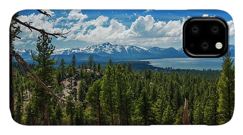 A Heavenly View By Brad Scott - Phone Case