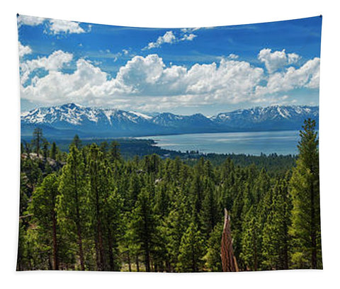 A Heavenly View By Brad Scott - Tapestry