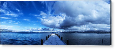A Tahoe Winters Dream - Acrylic Print