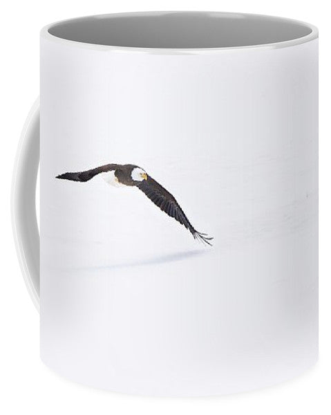Bald Eagle Fly By - Mug-Lake Tahoe Prints
