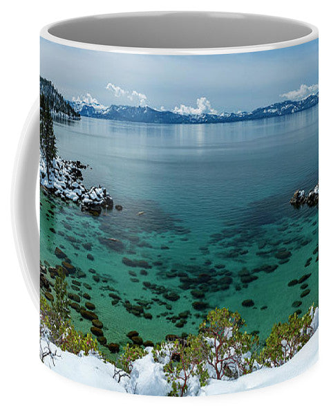 Blue Bird Secret Cove By Brad Scott - Mug