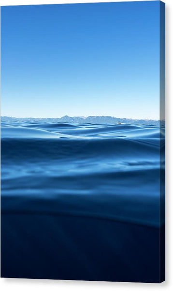 Boaters Paradise Lake Tahoe - Canvas Print