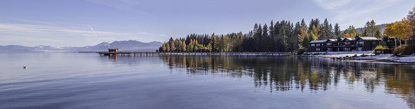 Commons Beach Lake Tahoe - Art Print