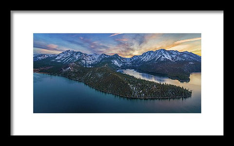 Eagle Vision By Brad Scott - Framed Print