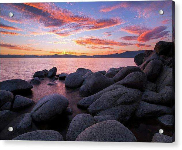 East Shore Bliss By Brad Scott - Acrylic Print